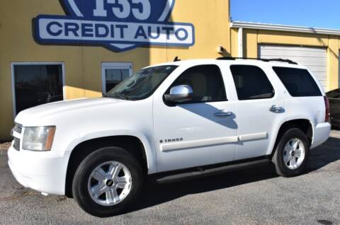 2009 Chevrolet Tahoe for sale at Buy Here Pay Here Lawton.com in Lawton OK