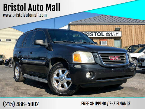 2003 GMC Envoy for sale at Bristol Auto Mall in Levittown PA