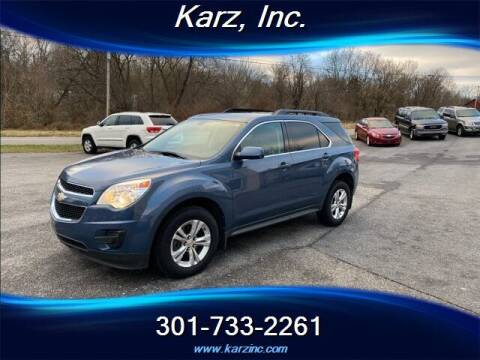 2011 Chevrolet Equinox for sale at Karz INC in Funkstown MD