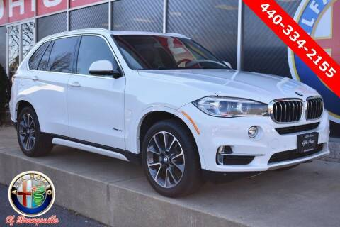 2018 BMW X5 for sale at Alfa Romeo & Fiat of Strongsville in Strongsville OH