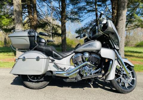 2017 Indian Motorcycle® Chieftain® Limited Silver for sale at Street Track n Trail in Conneaut Lake PA