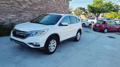 2015 Honda CR-V for sale at Masi Auto Sales in San Diego CA