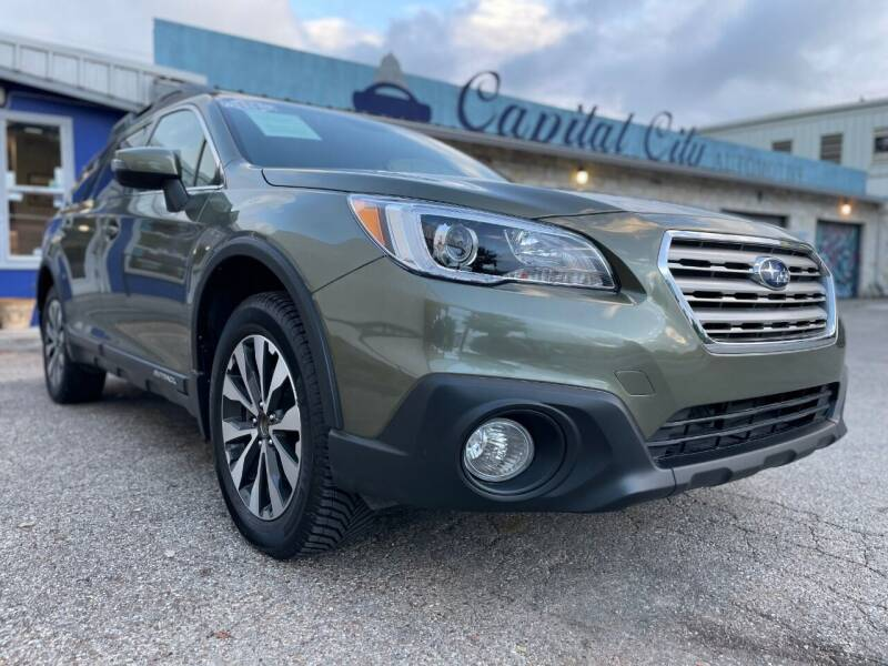 2016 Subaru Outback for sale at Capital City Automotive in Austin TX