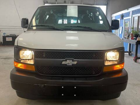 2017 Chevrolet Express Cargo for sale at Ricky Auto Sales in Houston TX