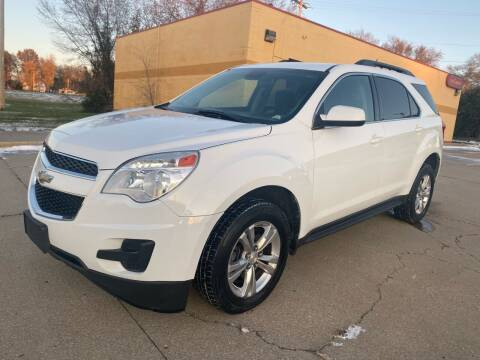 2014 Chevrolet Equinox for sale at Xtreme Auto Mart LLC in Kansas City MO
