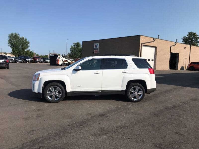 2014 GMC Terrain for sale at Crown Motor Inc in Grand Forks ND
