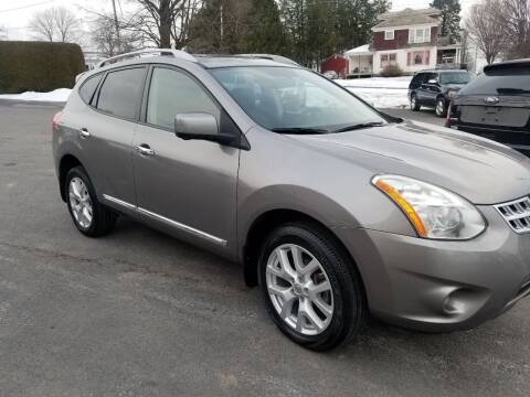2013 Nissan Rogue for sale at Pittsford Automotive Center in Pittsford VT