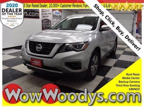 2018 Nissan Pathfinder for sale at WOODY'S AUTOMOTIVE GROUP in Chillicothe MO