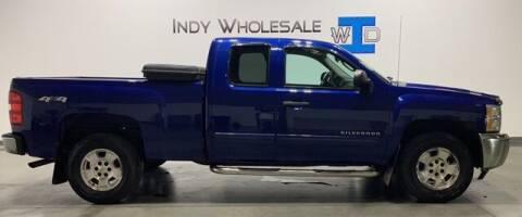 2013 Chevrolet Silverado 1500 for sale at Indy Wholesale Direct in Carmel IN