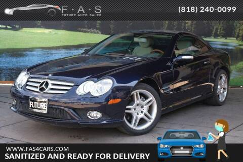 2008 Mercedes-Benz SL-Class for sale at Best Car Buy in Glendale CA