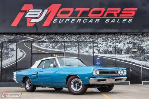 1969 Dodge Coronet for sale at BJ Motors in Tomball TX
