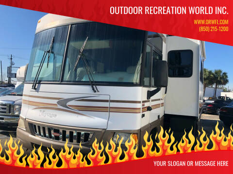 2006 Workhorse W22 for sale at Outdoor Recreation World Inc. in Panama City FL