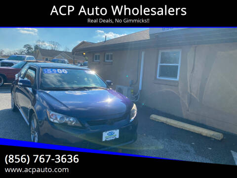 2013 Scion tC for sale at ACP Auto Wholesalers in Berlin NJ