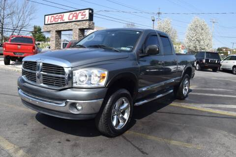 2008 Dodge Ram Pickup 1500 for sale at I-DEAL CARS in Camp Hill PA