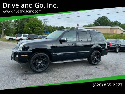 2010 Mercury Mountaineer for sale at Drive and Go, Inc. in Hickory NC