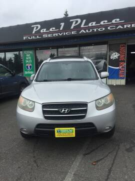 2007 Hyundai Santa Fe for sale at Federal Way Auto Sales in Federal Way WA