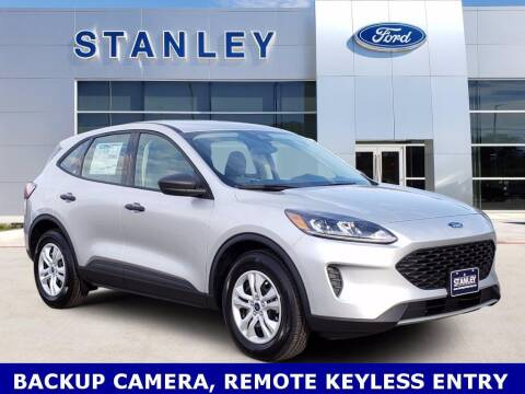 2020 Ford Escape for sale at Stanley Ford Gilmer in Gilmer TX