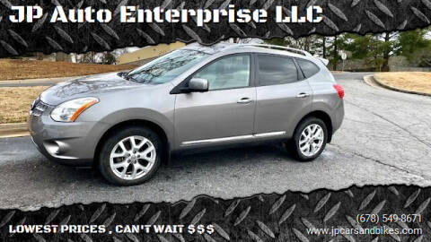 2012 Nissan Rogue for sale at JP Auto Enterprise LLC in Duluth GA