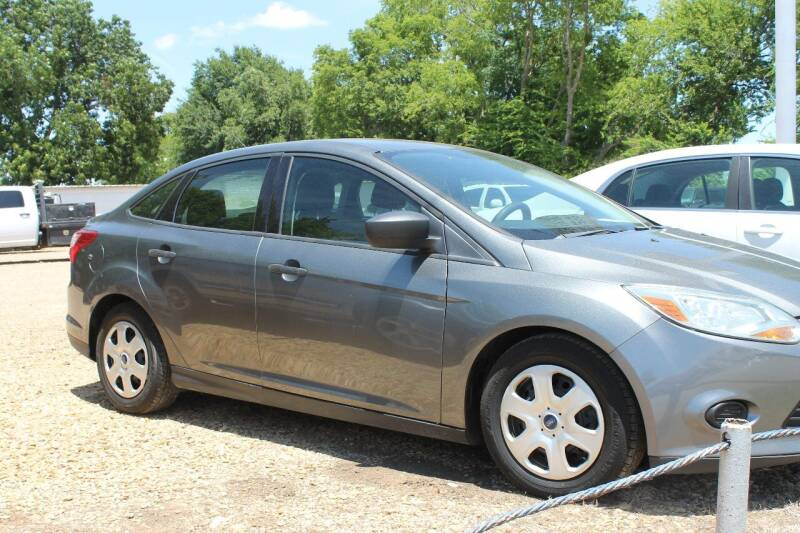 2012 Ford Focus for sale at Abc Quality Used Cars in Canton TX