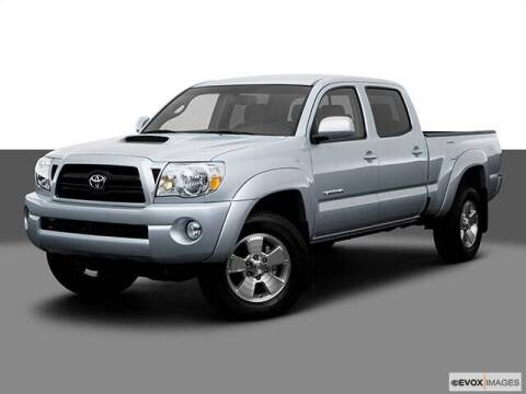 2008 Toyota Tacoma for sale at Kiefer Nissan Budget Lot in Albany OR
