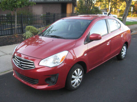 2017 Mitsubishi Mirage G4 for sale at Top Choice Auto Inc in Massapequa Park NY