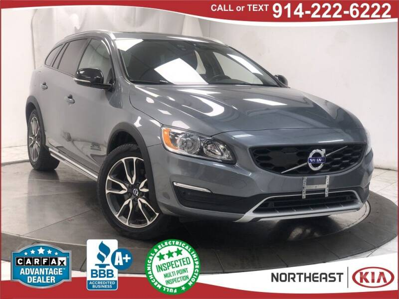 2017 Volvo V60 Cross Country for sale in White Plains, NY
