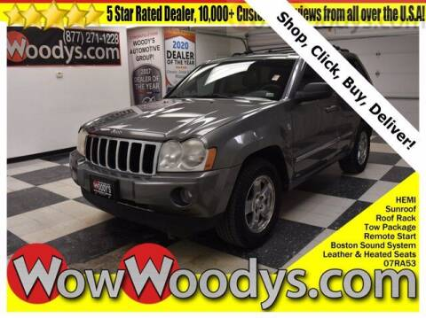2007 Jeep Grand Cherokee for sale at WOODY'S AUTOMOTIVE GROUP in Chillicothe MO