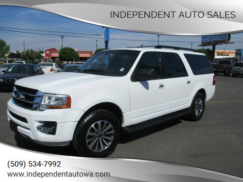 2016 Ford Expedition EL for sale at Independent Auto Sales in Spokane Valley WA