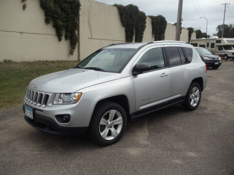 2011 Jeep Compass for sale at Metro Motor Sales in Minneapolis MN