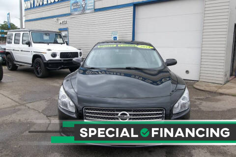 2011 Nissan Maxima for sale at Highway 100 & Loomis Road Sales in Franklin WI
