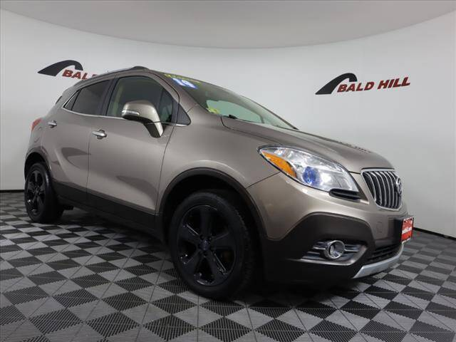 2014 Buick Encore for sale at Bald Hill Kia in Warwick RI