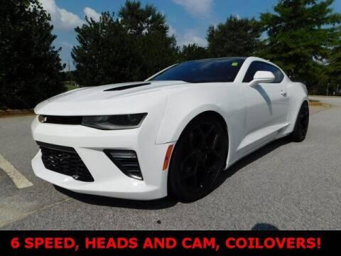 2016 Chevrolet Camaro for sale at West Georgia Auto Brokers in Douglasville GA