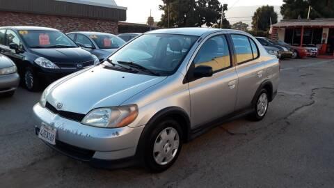 2002 Toyota ECHO for sale at Goleta Motors in Goleta CA