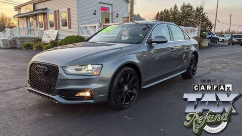 2014 Audi A4 for sale at RBT Automotive LLC in Perry OH