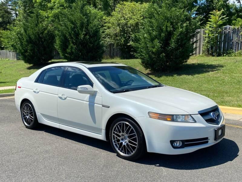 2008 Acura TL for sale at Superior Wholesalers Inc. in Fredericksburg VA