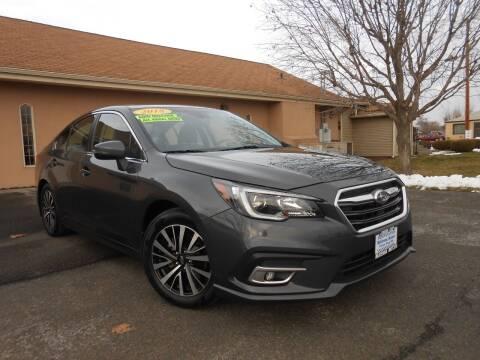 2018 Subaru Legacy for sale at McKenna Motors in Union Gap WA