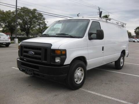 2013 Ford E-Series Cargo for sale at T.S. IMPORTS INC in Houston TX