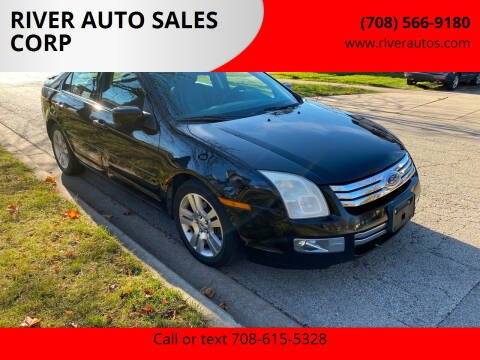 2007 Ford Fusion for sale at RIVER AUTO SALES CORP in Maywood IL