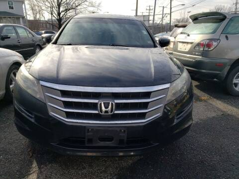 2012 Honda Crosstour for sale at Jimmys Auto INC in Washington DC