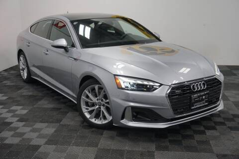 2020 Audi A5 Sportback for sale at Carousel Auto Group in Iowa City IA