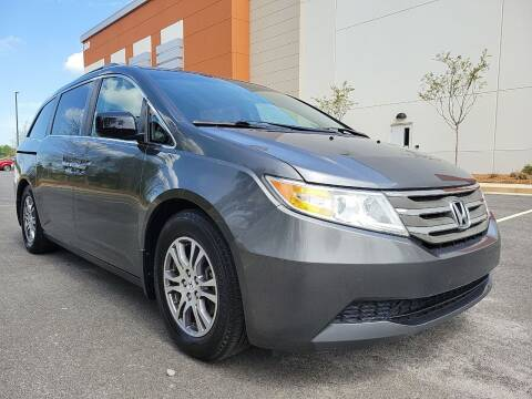 2012 Honda Odyssey for sale at ELAN AUTOMOTIVE GROUP in Buford GA