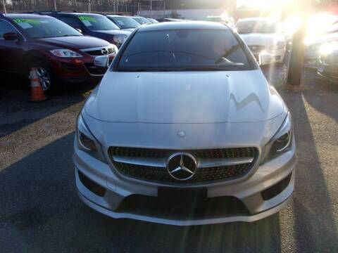 2014 Mercedes-Benz CLA for sale at Balic Autos Inc in Lanham MD