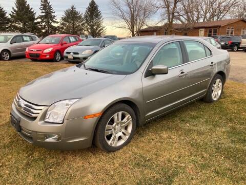 2008 Ford Fusion for sale at COUNTRYSIDE AUTO INC in Austin MN