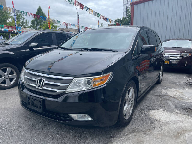 2011 Honda Odyssey for sale at Gallery Auto Sales in Bronx NY