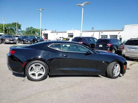 2020 Chevrolet Camaro for sale at Hawk Chevrolet of Bridgeview in Bridgeview IL
