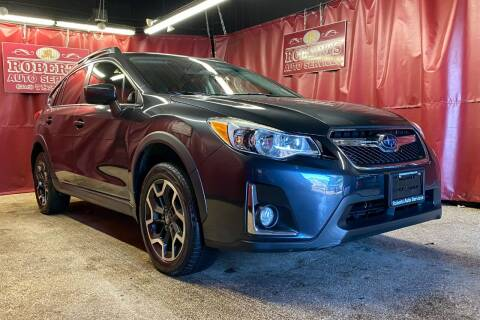 2017 Subaru Crosstrek for sale at Roberts Auto Services in Latham NY