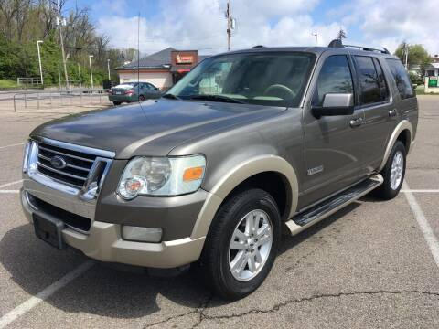 2006 Ford Explorer for sale at Borderline Auto Sales in Loveland OH