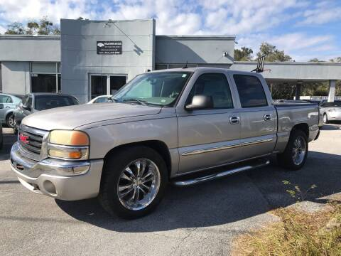 2004 GMC Sierra 1500 for sale at Popular Imports Auto Sales in Gainesville FL