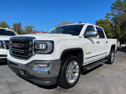 2017 GMC Sierra 1500 for sale at Upfront Automotive Group in Debary FL