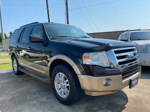 2013 Ford Expedition for sale at Bobby Lafleur Auto Sales in Lake Charles LA